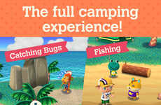 Mobile Camping Games