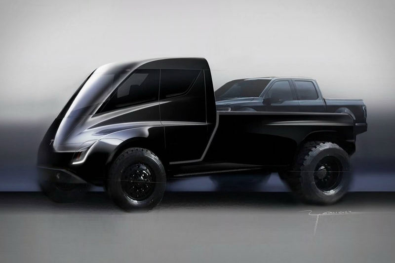 Efficient Pickup Truck Concepts