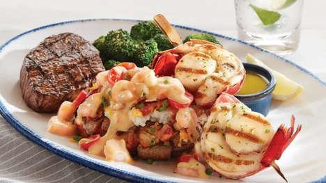 Festive Seafood Menus