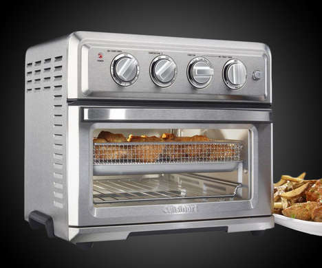 Oil-Free Food Frier Appliances