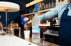 Festive Cocktail Services - The 'Grey Goose Cocktail Concierge' Simplifies Holiday Drink-Making