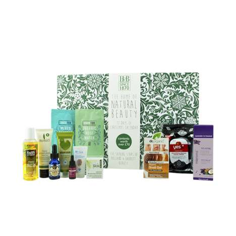 Natural Beauty Advent Calendars