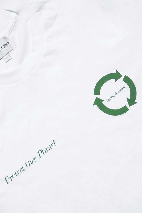 Eco-Friendly Shirt Re-Designs