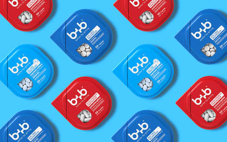 Endearing Pain Relief Packaging