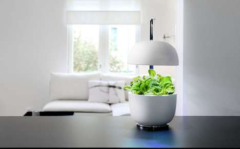 Personalized Indoor Smart Gardens