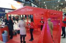 Charitable VR Christmas Pop-Ups - Marks and Spencer Created an Immersive Experience with Shelter