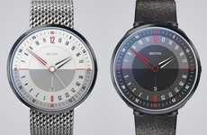 Streamlined 24-Hour Timepieces