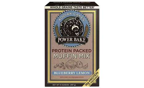 Protein-Enriched Baking Mixes