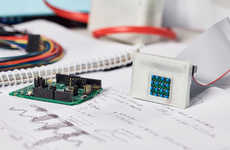 Heat-Sensitive Cancer Detectors - The sKan is a Melanoma Detection Device Developed by Students