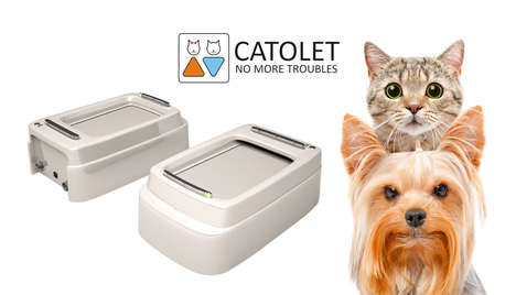 Automated Litter Boxes