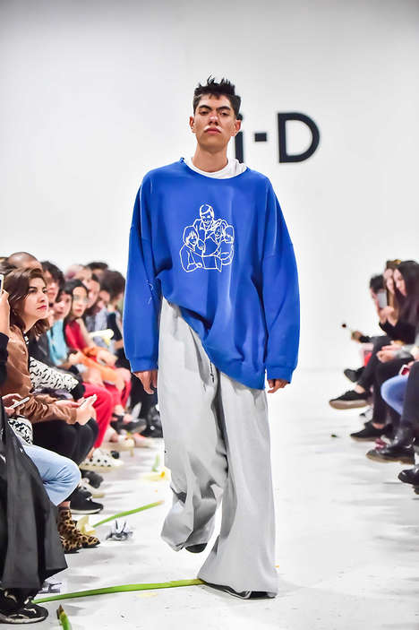 The Ready to Die Spring/Summer 2018 Show Features Real Models