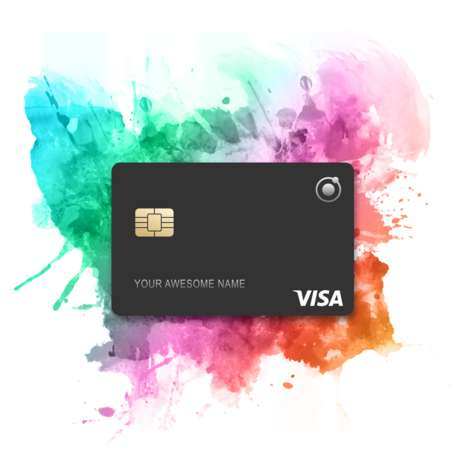 Budget-Focused Bank Cards - The 'Atomicard' Bank Card Ensures You Stay on Budget