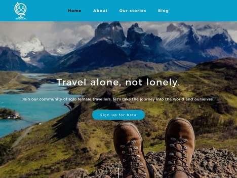 Solo Female Traveler Platforms
