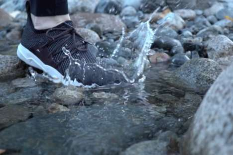 Waterproof Knit Shoes