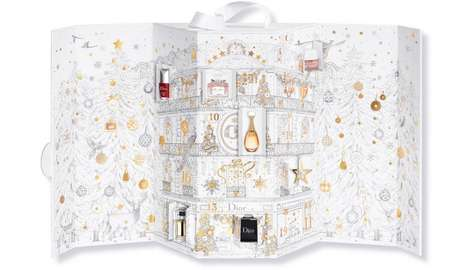 Designer Beauty Advent Calendars