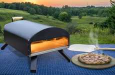 Efficient Outdoor Pizza Ovens