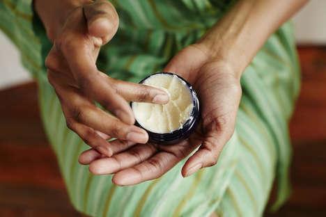 Nourishing Deodorant Creams