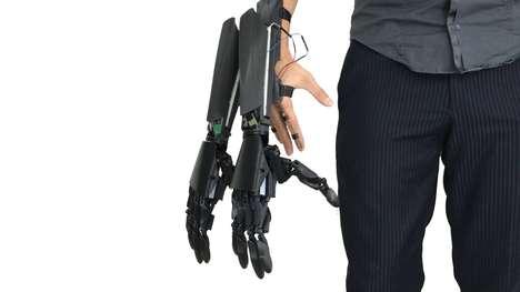 Dual-Handed Robotic Prosthetics