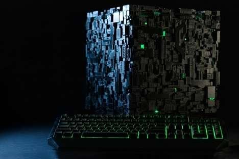Intergalactic Gaming PCs