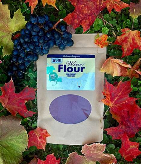 Booze-Infused Cooking Flour