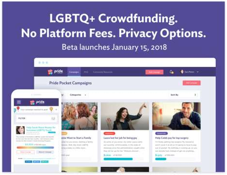 LGBTQ+ Community Crowdfunding Platforms