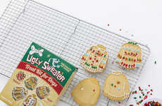 Dog Cookie-Decorating Kits - The Lazy Dog Cookie Co.'s Ugly Sweater Treat Kit Makes Fun Pet Snacks