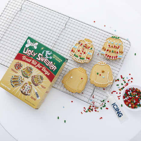 Dog Cookie-Decorating Kits