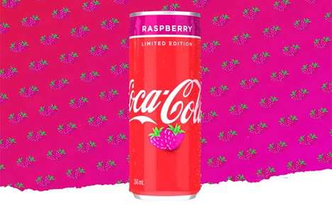 Fruity Limited-Edition Colas