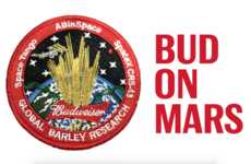 Martian Beer Experiments - With 'Bud on Mars,' Budweiser is Sending Barley Experiments to the ISS