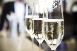 Champagne Soda Streams