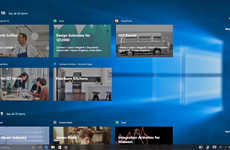 Desktop-Preserving OS Features - Windows Timeline Restores Users' Desktop Organization