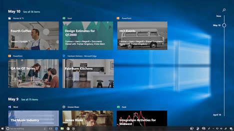 Desktop-Preserving OS Features