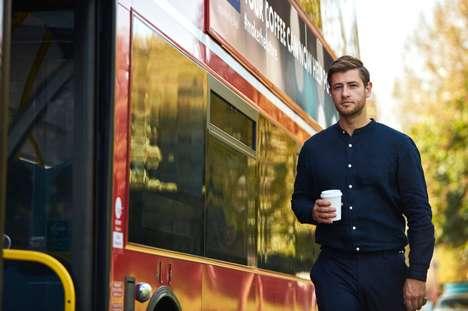 Biofuel-Incorporating Metropolitan Buses