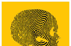 Custom Fingerprint Posters