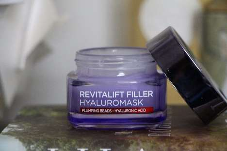 Hydrating Bead Masks - This New Hyaluronic Acid Mask From L'Oreal Paris Includes Bursting Beads