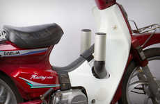 Cold Weather Motorcycle Heaters