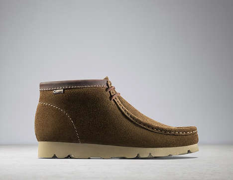 Iconic Winter-Ready Boots