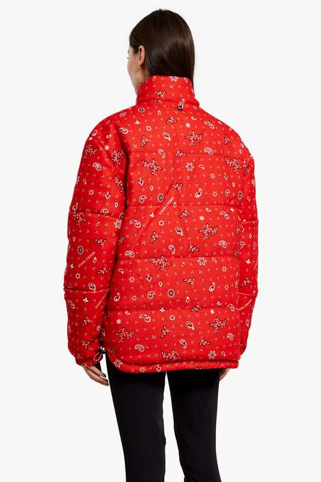 Reversable Puffer Jackets