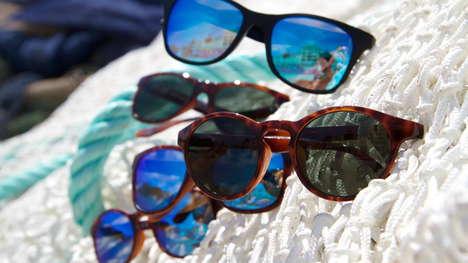 Plastic Waste Sunglasses