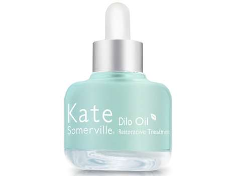 Flower-Sourced Face Oils - Kate Somerville's Dilo Oil Restorative Treatment is Chemical-Free
