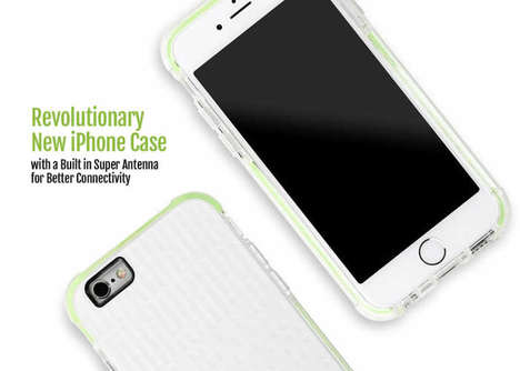 Signal-Boosting Smartphone Cases