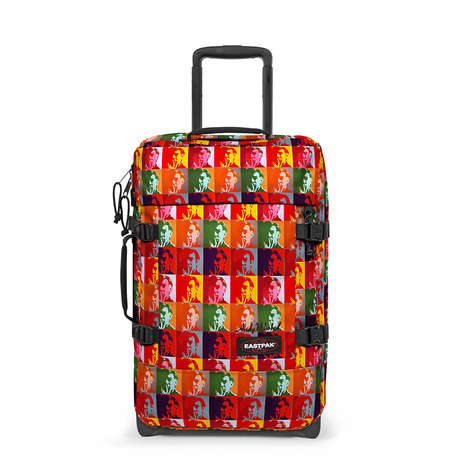 Artful Baggage Collections - The Andy Warhol x Eastpak Range Includes Pop Art-Inspired Pieces
