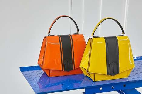 Vibrant Fragrance-Inspired Bags - Fragrance Brand Byredo Has Added Leather Bags to Its Collection