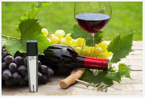 Informative Wine-Reading Tools