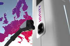 Collaborative EV Charging Networks - Ionity is a Europe-Wide Electric Vehicle Charging Network