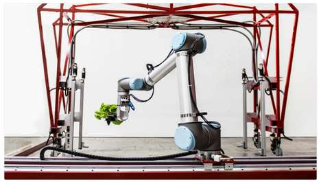 Robot-Staffed Greenhouses