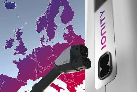 Versatile Car Charging Stations