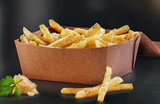 Flavorfully Spiced QSR Fries