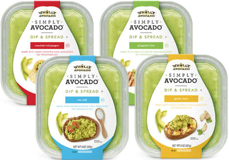 Avocado-Based Spreads