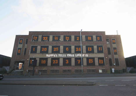 Graffiti Advent Calendars